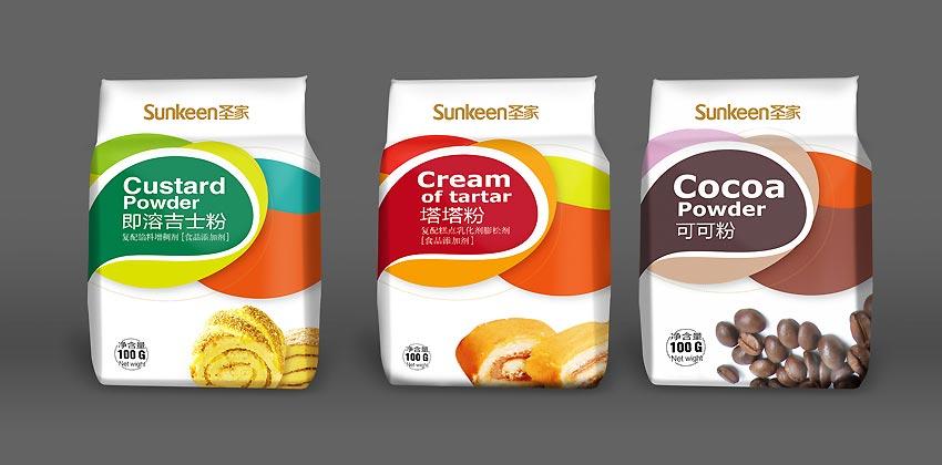 圣家产品品牌化包装设计—盒包装效果图系列展示